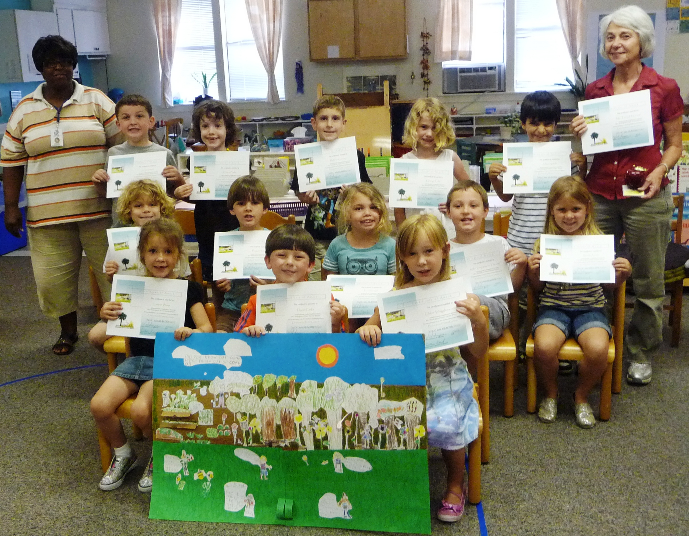 montessori prepared environment essay contest